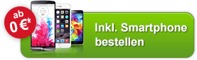 LTE S inkl. Smartphone bestellen