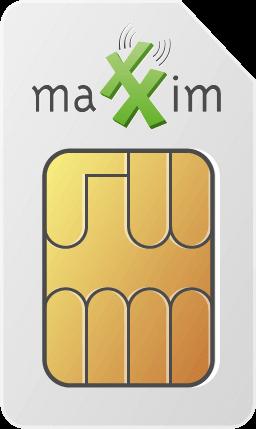 maXXim LTE 20000 - 16,99 EUR monatlich - Vertragslaufzeit: 24 Monate