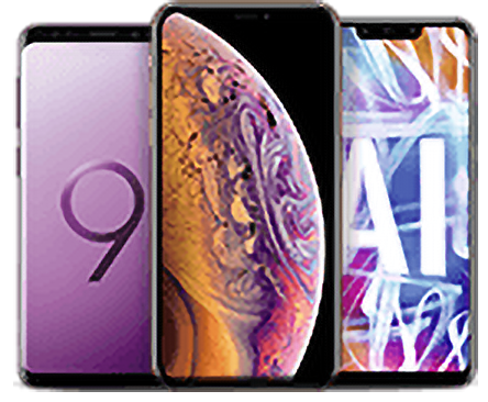 Unsere Smartphones im Überblick